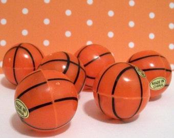 6 Basketball Cake Topper