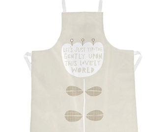 This Lovely World  - Apron (AP1)