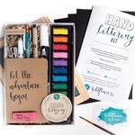 Hand Lettering Kit - Award-Winning Starter Set Beginning Hand Lettering for Kids, Teens, Adults