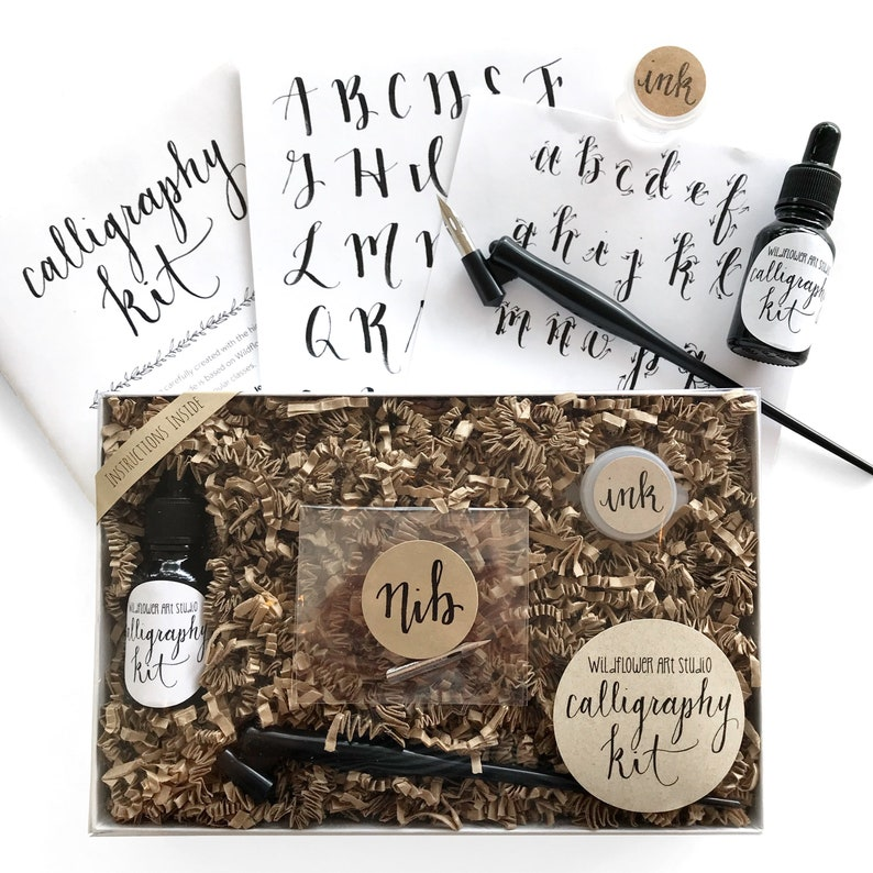 Calligraphy Starter Kit  Award-Winning Beginner Calligraphy image 0