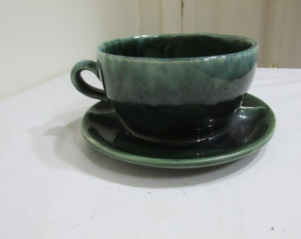 Cup Saucer Planter Etsy