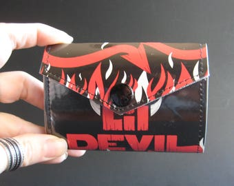 Alesmith Lil Devil Small Snap Wallet