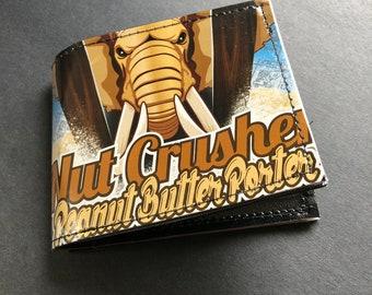 Wild Ride Nut Crusher Beer Wallet