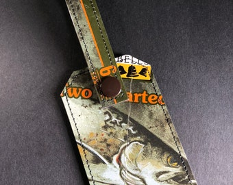 Bell's Two Hearted Ale Luggage Tag