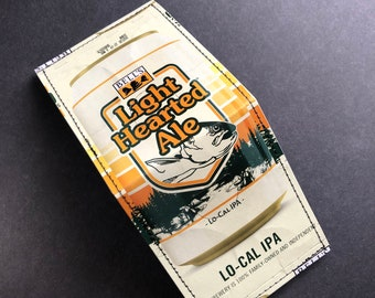 Bell's Light Hearted Ale Beer Wallet