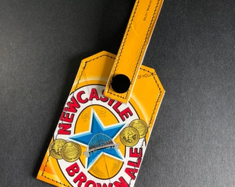 Newcastle Luggage Tag