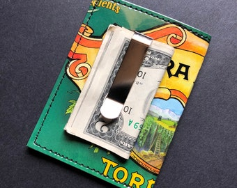 Sierra Nevada Torpedo Money Clip & Card Holder