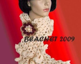 Crochet Head Scarf Pattern