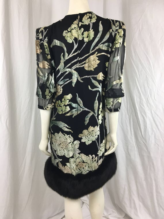 Pauline Trigere 1980's Dress - image 9