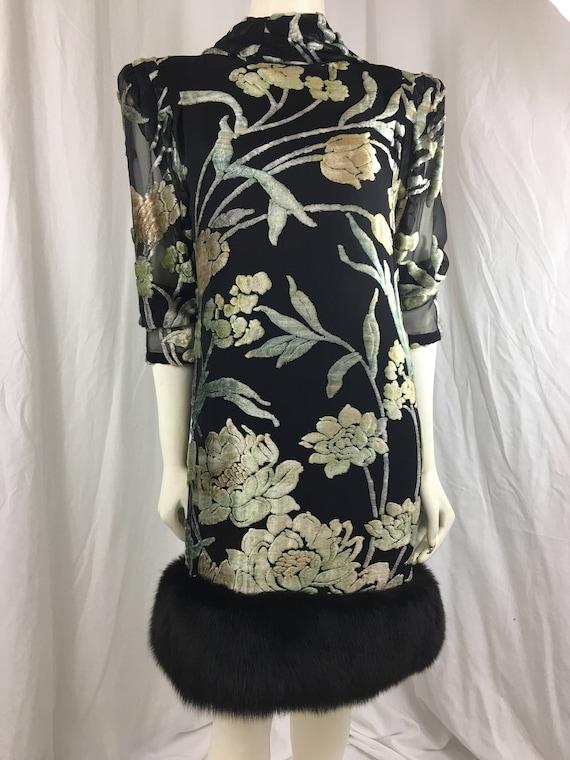 Pauline Trigere 1980's Dress - image 6