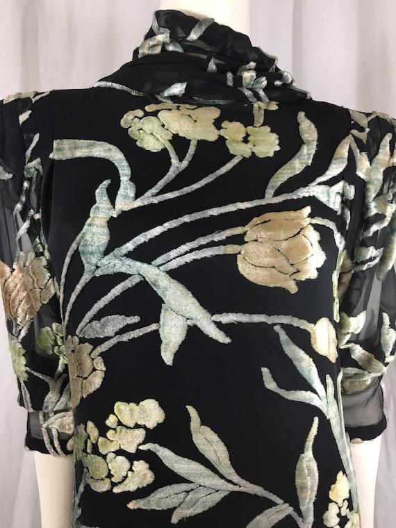 Pauline Trigere 1980's Dress - image 7