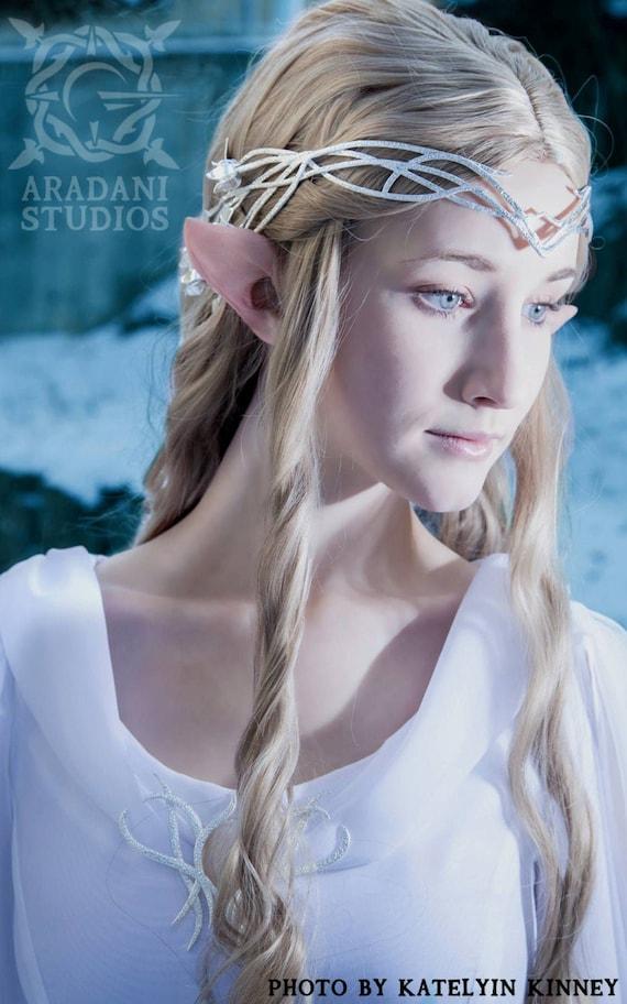 Halloween /& Christmas Any Skintone Great for cosplay Moon Elf Ears: handmade costumes Link Zelda latex ear tips