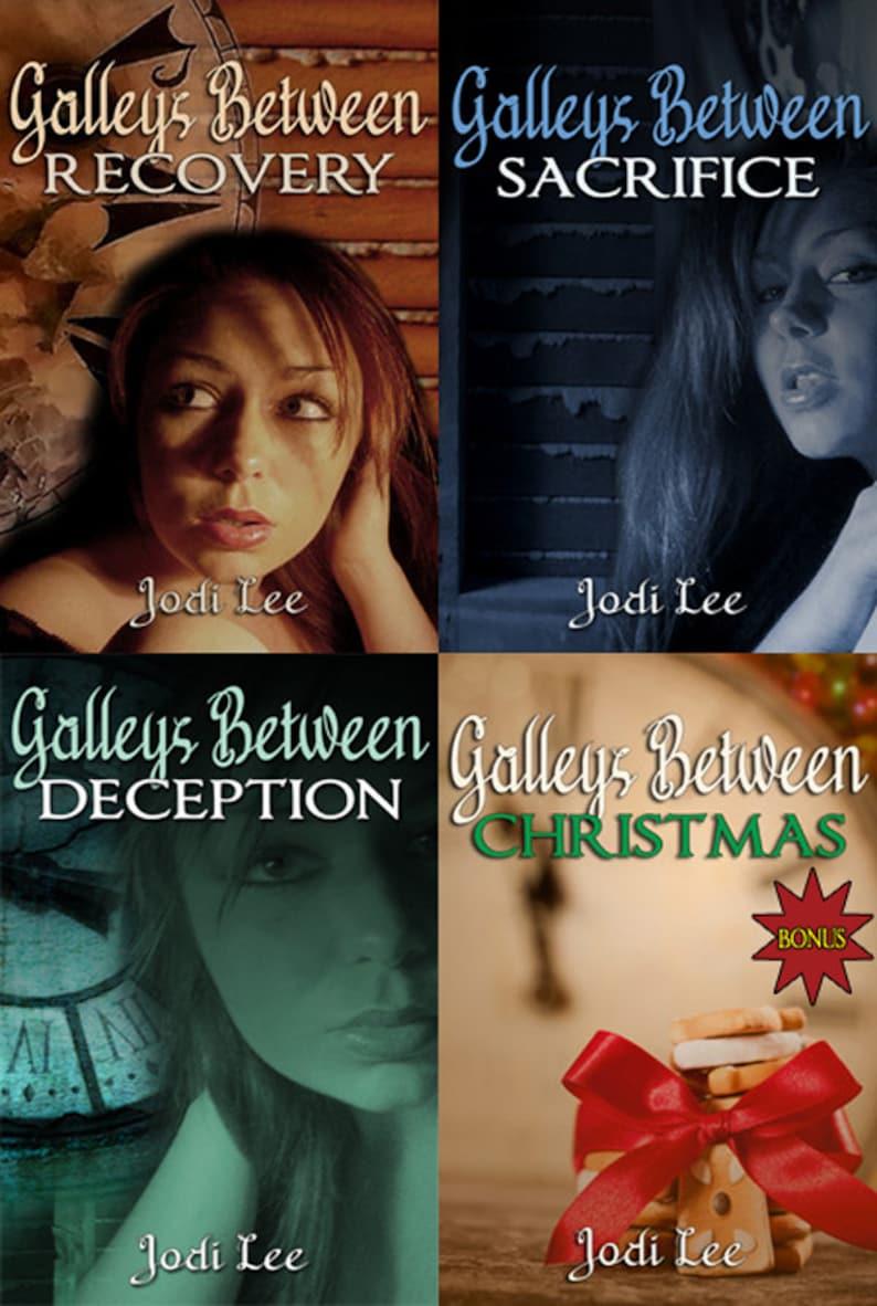 Galleys Between  3 Novellas plus bonus Christmas story image 0