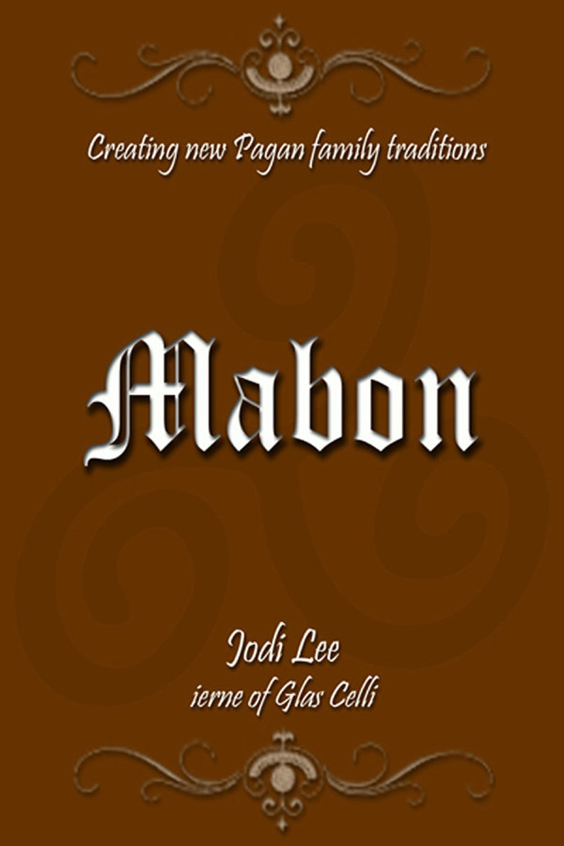 Mabon  Creating New Pagan Family Traditions image 0