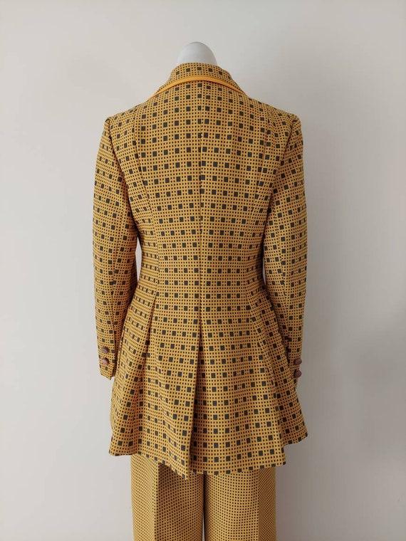 Vintage LILLI ANN suit / 60s 70s  blazer jacket a… - image 10