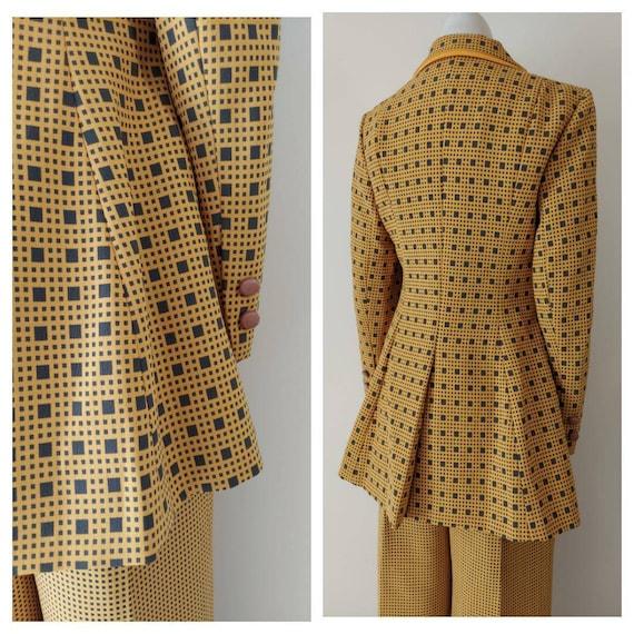Vintage LILLI ANN suit / 60s 70s  blazer jacket a… - image 7