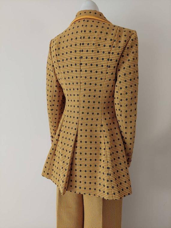 Vintage LILLI ANN suit / 60s 70s  blazer jacket a… - image 9