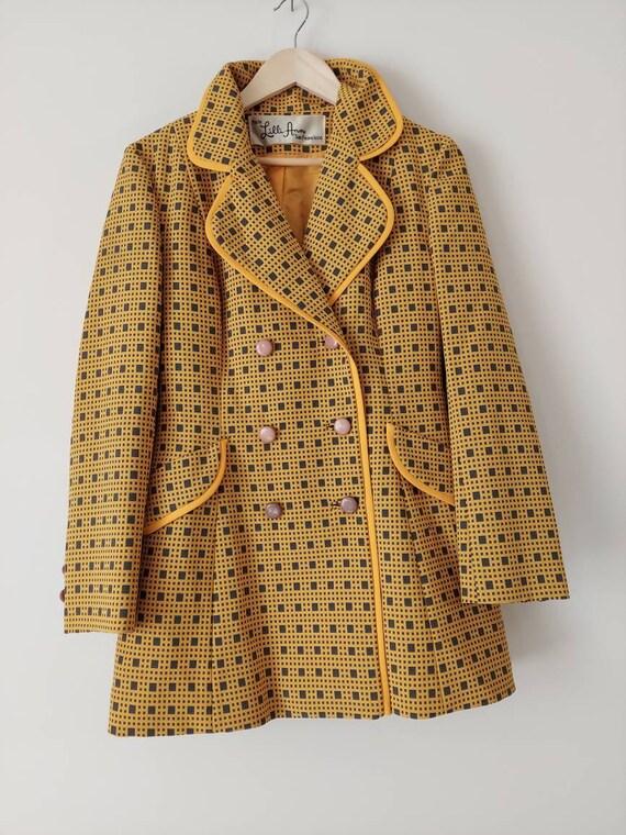 Vintage LILLI ANN suit / 60s 70s  blazer jacket a… - image 4