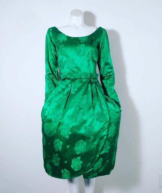 Vintage 50s Dress / 50s party dress / 50s Cocktail