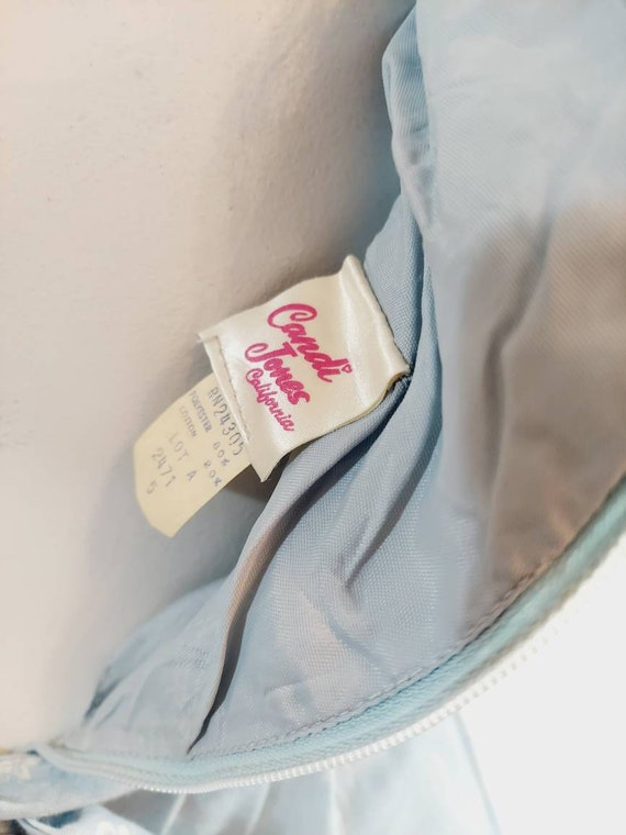vintage Candi Jones dress  / 70s boho dress / gun… - image 8