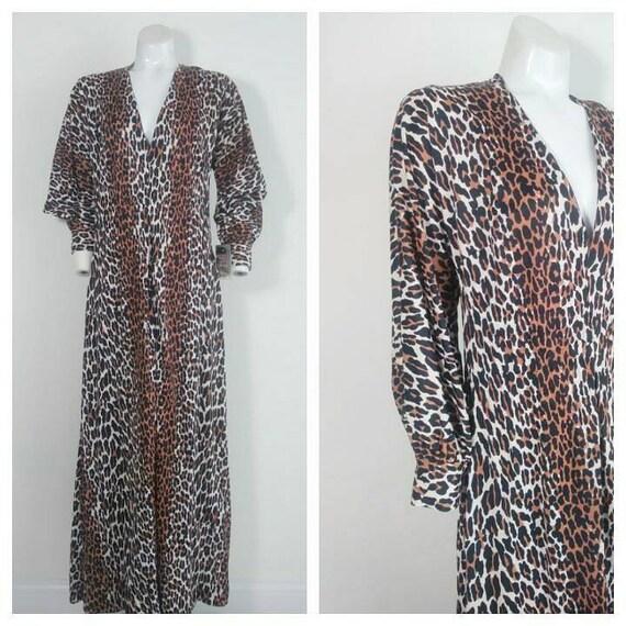 Vintage Vanity Fair Dressing Gown Robe / Vanity Fa