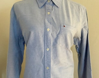 Vintage Tommy Hilfiger Dress Shirt