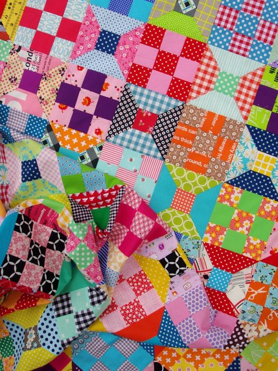 Templates Spool Block Traditional Quilt Block