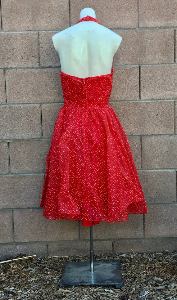 1950's Party Dress - image 2