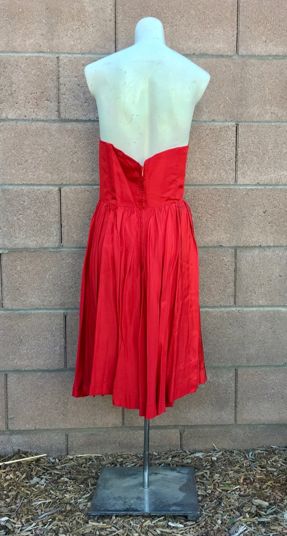 1950's Party Dress - image 4
