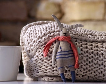 Limited edition. The little bunny. Little rabbit. Ready to ship