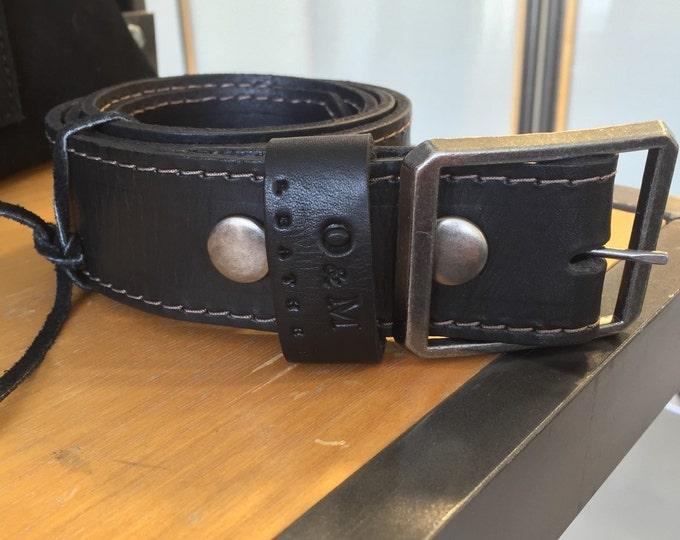 Belt (stitched)