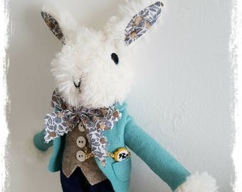 Vintage Inspired Bunny