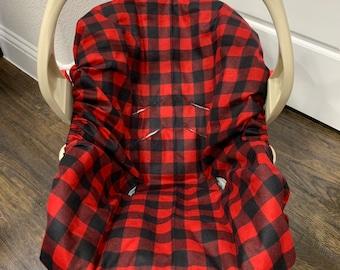 Red Buffalo Plaid Flannel