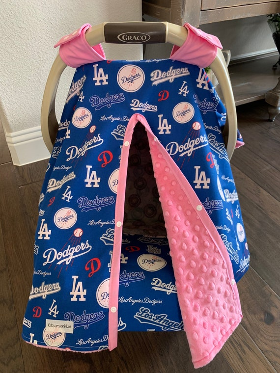 Baby Cat Cover Team Sports La, Dodgers Baby Car Seat Covers