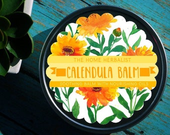 Calendula Balm /// <<<
