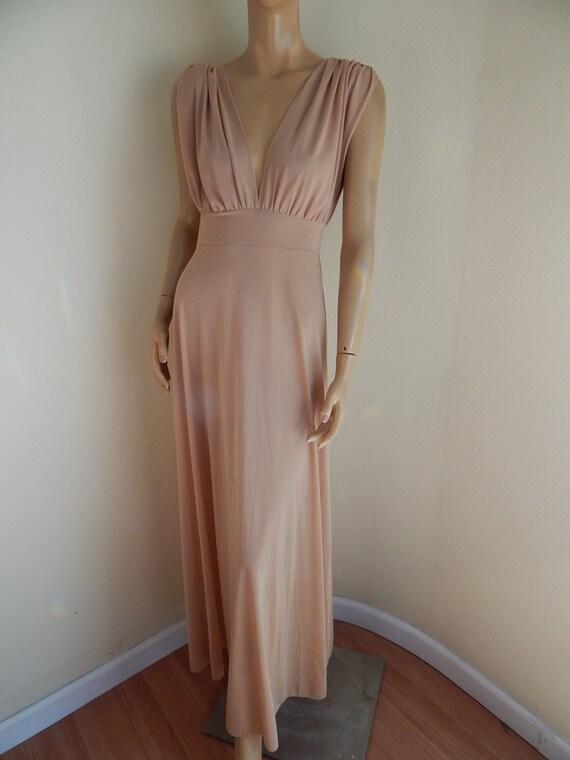 disco dress 1970s