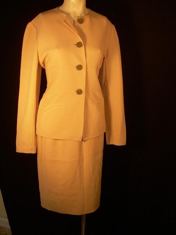 Vintage WESTERN SUIT, WOOL suit,  1960s ,Saks Fift