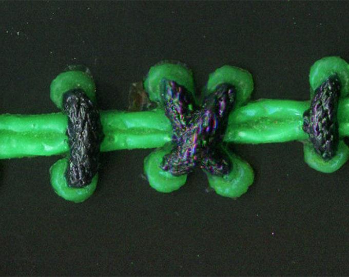 Zombie Frankenstein Psychobilly Extreme Stitch Brite Monster Green