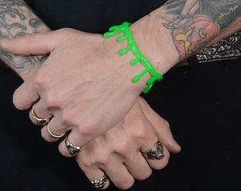 Toxic zombie  Drip  Bracelet -