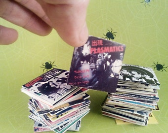 12 Mini Punk Records - Series 1