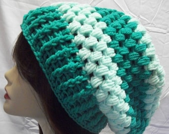 b85674c0418 Green Unisex Slouchy Hat