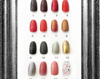 Search Results More Colors Oval Almond Press On Nails