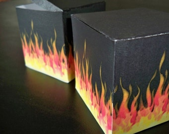 Fire Favor Box