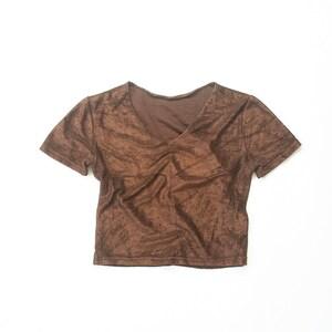 90s METALLIC LUREX Silver Stretch Cropped Shirt Cardi Jacket Blouse  1990s Crop Top Midriff GALAXY Glitter Goth Club Kid Cardigan Small