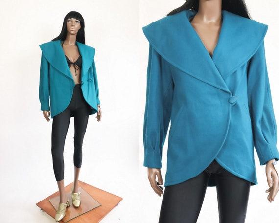 New Oldstock NWT Donnybrook Coat 1980s Wool Jacket