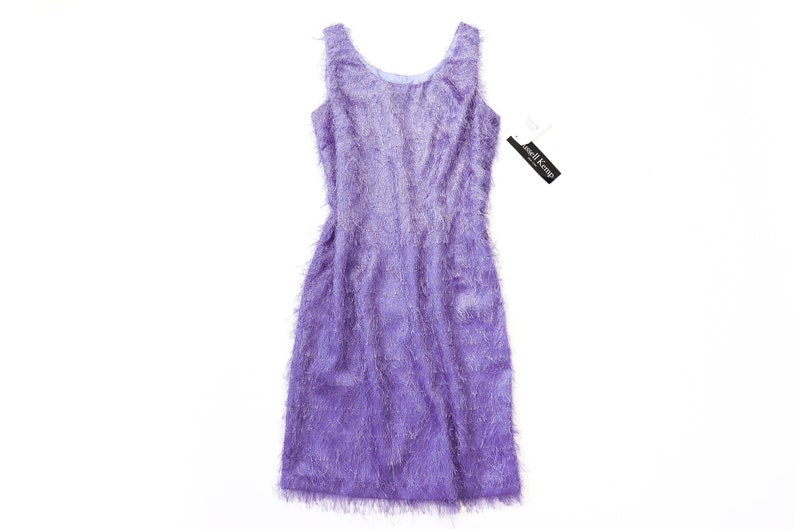 5625341205a2b 90s FUZZY SPARKLE Party Dress 1990s GLITTER Pastel Goth Fairy | Etsy