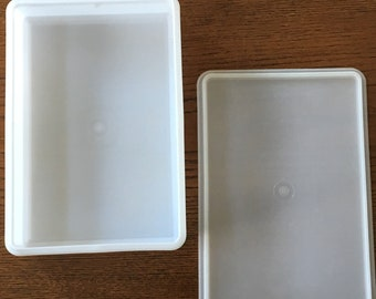 Tupperware 9x13x2.5 Cold Cut Container All Purpose Storage