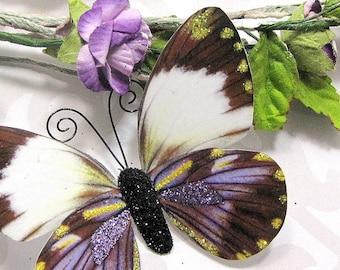 Butterfly Embellishments Peel Me A Grape