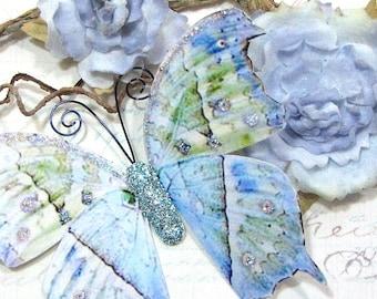 Butterfly Embellishments Inspiration
