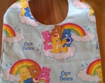 Care Bears  baby bib